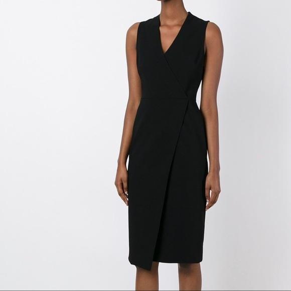 79787734c9718 Alice + Olivia Dresses | Nwt Alice Olivia Carissa Sheath Dress Black ...